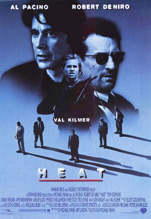 Close but no cigar: Heat's one of those movies that should have been great, but it just missed the mark.