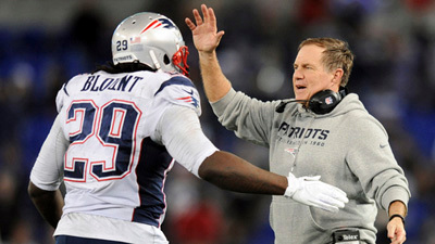 """Unknown to most team outsiders, Bill Belichick routinely greets his players with a resounding, """"My nigga!"""" after big plays."""