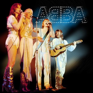 ABBA: The N.W.A. of the seventies.