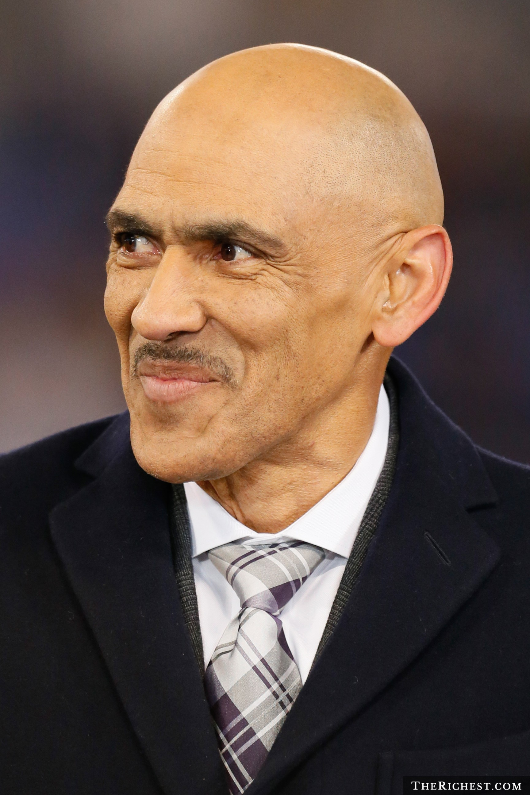 Some speculate that Dungy's disapproval of homosexuality stems from his uncanny resemblance to E.T. with AIDS.
