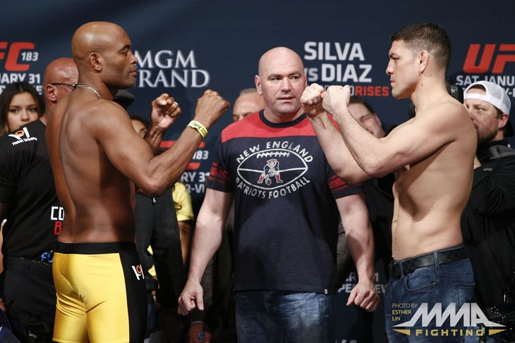 Tonight the octagon will be ground zero for an all-time great war.
