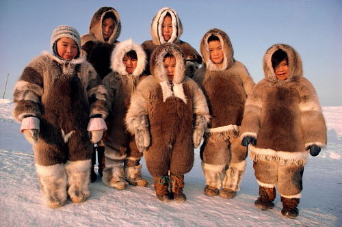 Like it or not, we're all gonna be dressed like the Bad News Polar Bears here in about a month.
