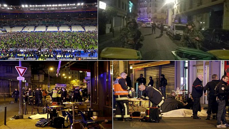 Isis coordinated four simultaneous attacks in Paris Friday night. This is the terrorist's version of multi-tasking.