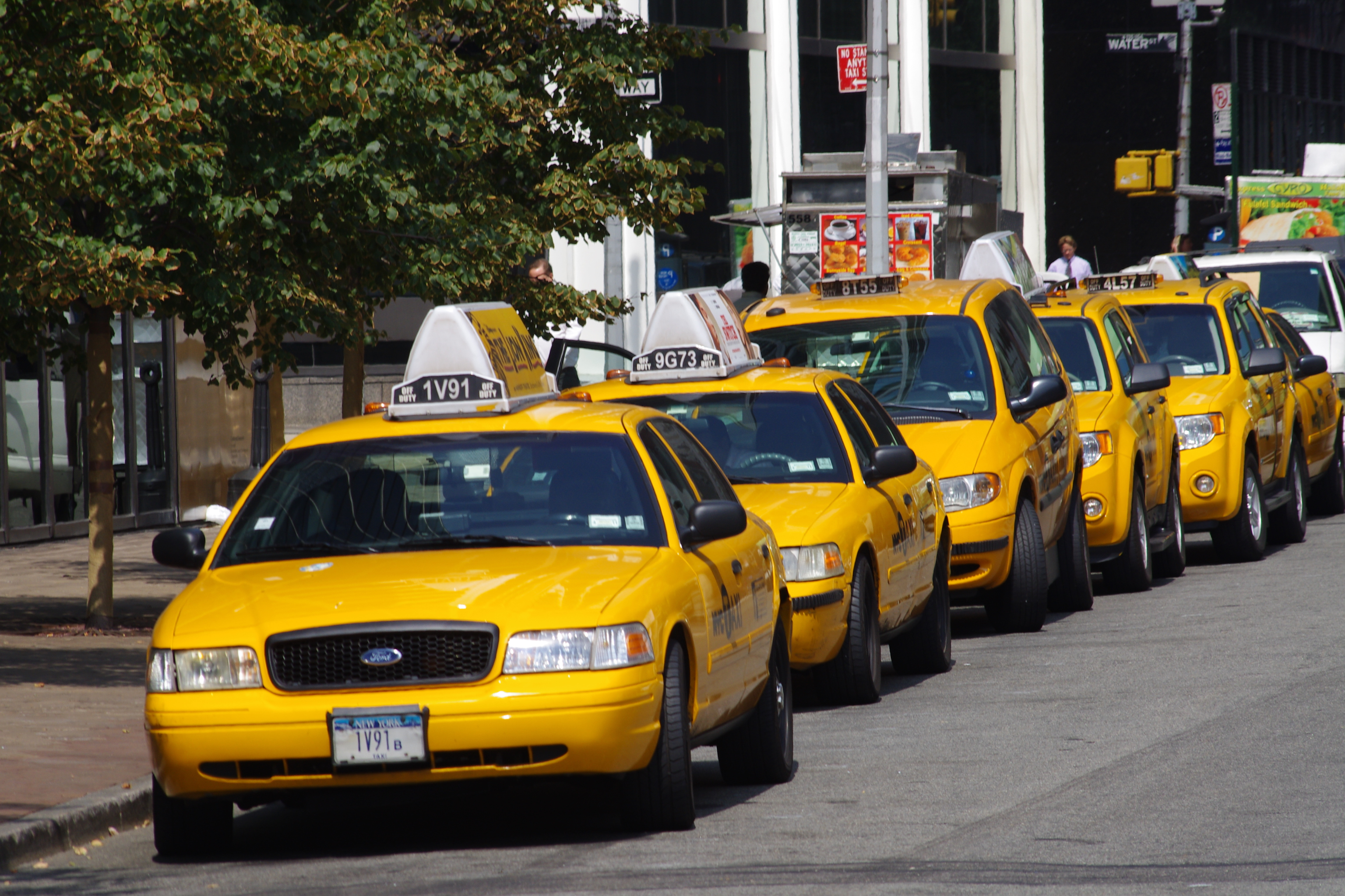 Every year, cabbies from around the globe travel to their annual Fuckface Convention.