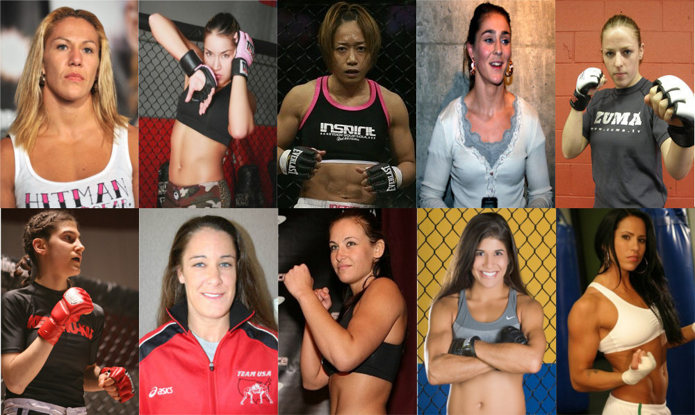 More than any other male-dominated sport, there are plenty of women making a big impact on mixed martial arts.