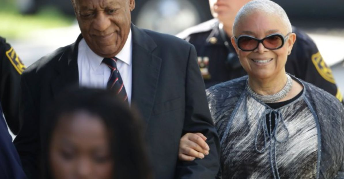 "Despite the seriousness of a criminal trial, Cosby retained his legendary sense of humor, drawing chuckles from wife Camille when he quipped, ""I wouldn't need to rape so much if you didn't look like Sisqo."""