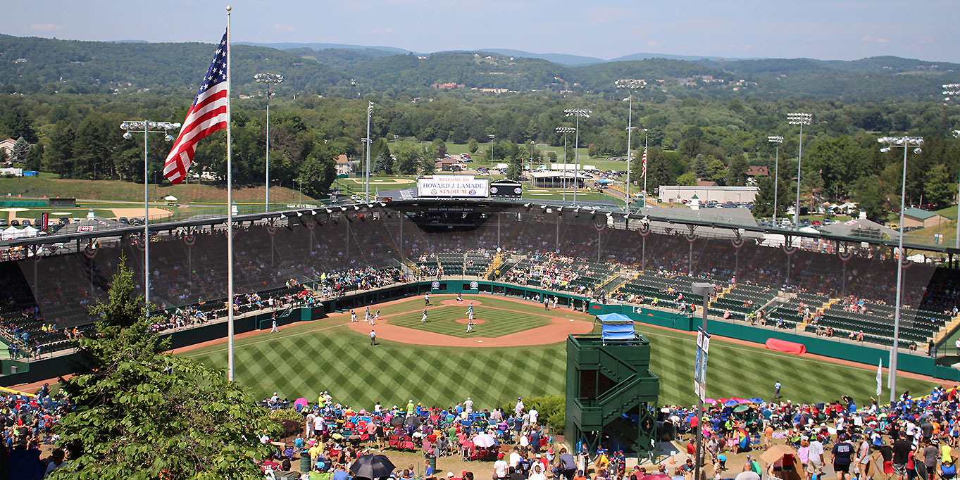 The 2017 LLWS was yet another year where that flag should be flown at half mast, and I missed it to boot.