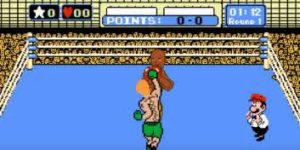 Here's some exclusive footage of the bout.